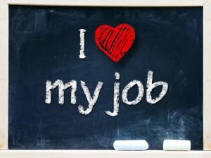 I heart my job