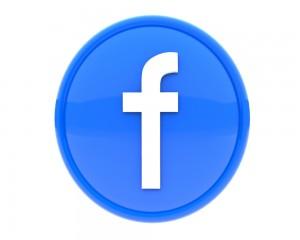 Face book sign