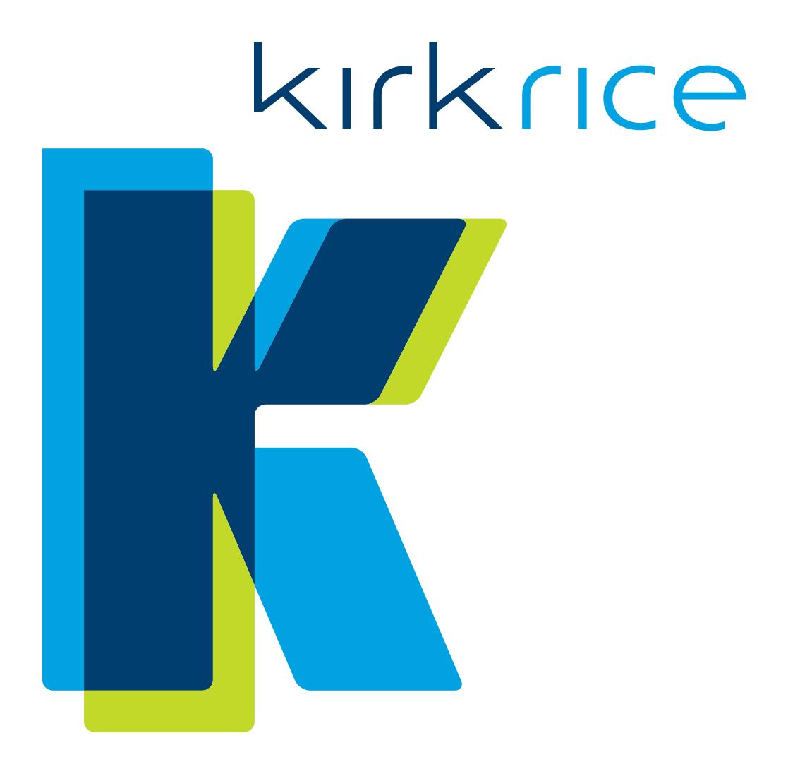 KIRK RICE Logo